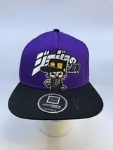 New w/Tags BioWorld Loot Crate JoJo's Bizarre Adventure Snapback Hat Emb... - $15.84