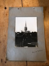 ANTIQUE/VINTAGE PHOTO OF NORWICH CATHEDRAL (ENGLAND) A4-SIZED - $6.36
