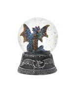 Blue Dragon Water Globe 10018451  SMC - $12.82