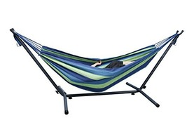 Leadallway 8ft Double Adjustable Space-Saving Hammock,Adjustable Hammock... - $159.96