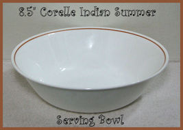 Corelle Indian Summer Vegetable Serving Bowl Corning - $7.99