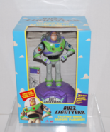 Buzz Lightyear (Disney Toy Story) Electronic Talking Bank #62853 - $24.99