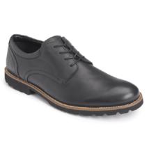 Rockport V74248 Men's Black Leather Oxford Sz 11 - $70.19