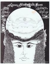 ORIGINAL 1960s Shivas Head Band Light Circus Love Street Handbill Housto... - $186.71