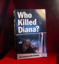 WHO KILLED DIANA? Hounam and McAdam first printing, new paperback - $19.60