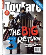 Toyfare #155 Cap America Thor Iron Man Hasbro - $4.95