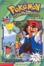 Teaming Up With Totodile (Pokemon The Jhoto Journeys, No.26) West, Tracey