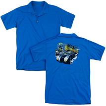Batman - Batmobile (Back Print) Mens Regular Fit Polo - $24.99+