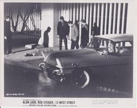 13 West Street Alan Ladd Michael Callan 8X10 Photo - $9.99
