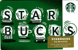 Starbucks 2019 Collectible Gift Card New No Value - $1.99