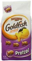 Pepperidge Farm Goldfish, Pretzel, 8-ounce bag (pack of 8) - $39.99