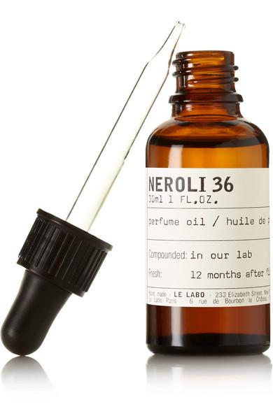NEROLI 36 OIL by LE LABO 5ml Travel Roll On Perfume CALONE MANDARIN MUSK N36
