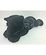 "Black Panther Cat Animal Alley Commonwealth Plush Stuffed Animal 33"" JUMBO - $96.60"