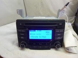 11 12 2011 2012 Hyundai Sonata Radio Cd MP3 Player 96180-3Q700 DV142 - $26.73
