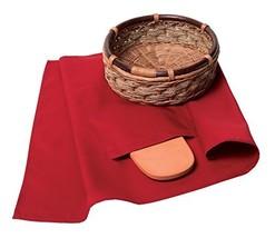 Keilen Mexican Origins 120-24 Tortilla and Bread Warmer Basket, Multicolor - $23.42