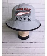 PUMA Ader Error Collection Formstrip Gray Bucket Cap Hat One Size Fits A... - $70.11