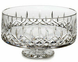 """Waterford Lismore Simplicity 10"""" Footed Bowl Crystal Made in Ireland New... - $650.00"""