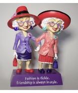 Biddys Figurine 2004 the Biddy Ladies #4507 Westland fashion BF7 - $21.77