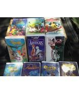 Lot of 10  Walt Disney Classics VHS Tapes - $50.00