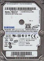"HM121HI Samsung 120GB SATA 2.5"" 9.5MM Hard Drive NEW"