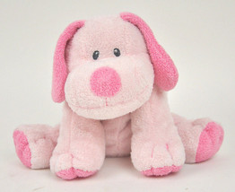 Pink WHIFFER Ty PLUFFIES Plush 2006 Soft LOVEY Girl's PUPPY Dog PLUSH TyLux - $59.35