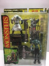 Frankenstein Playset - MONSTERS 1997 McFarlane Toys Series 1 Playset - $27.50