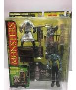 Frankenstein Playset - MONSTERS 1997 McFarlane Toys Series 1 Playset - $27.50