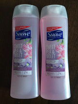 2- Suave Body Wash 15oz Each Sweet Pea & Violet - $13.86