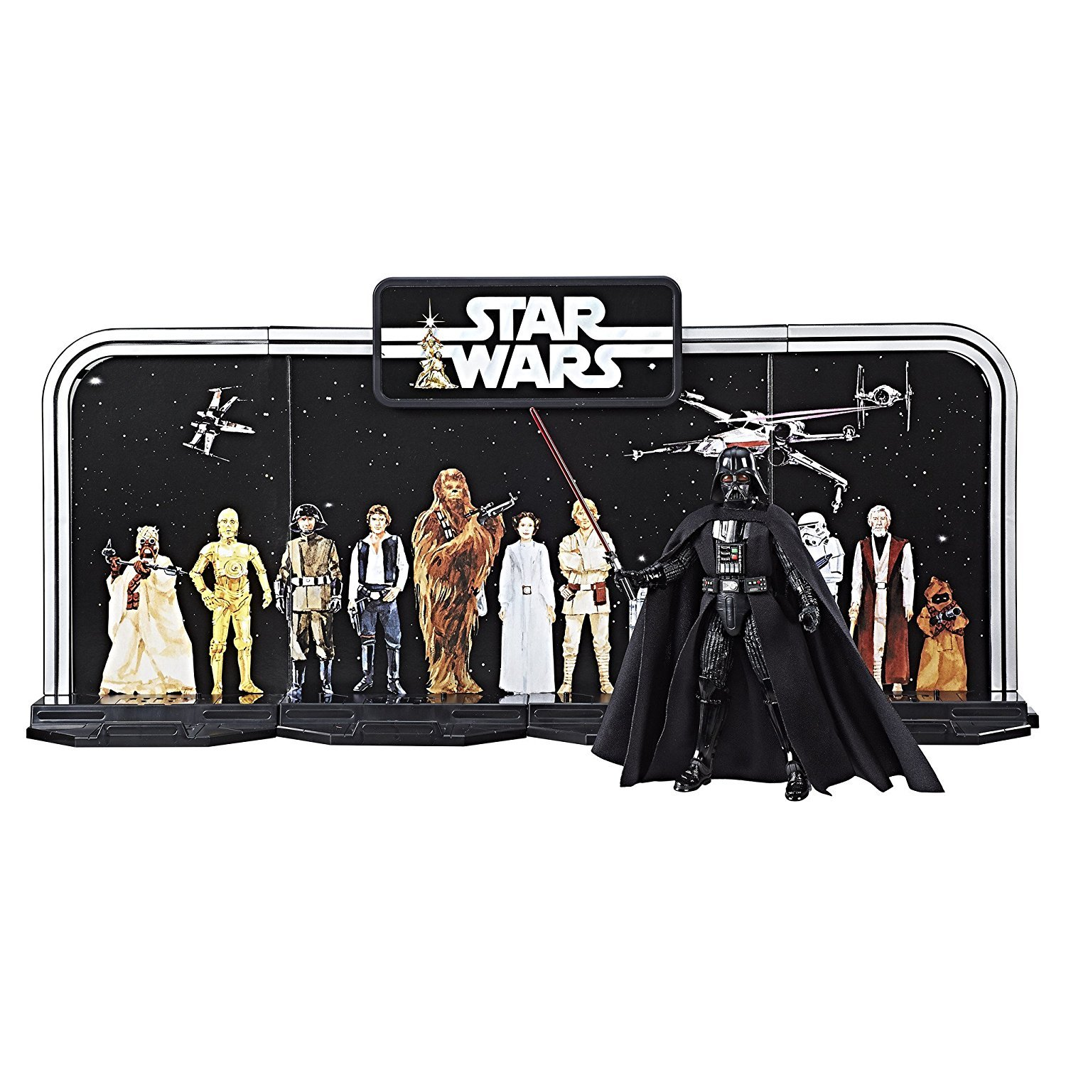 Star Wars Black Series 40th Anniversary Diorama w/Darth Vader 6 Action Figure