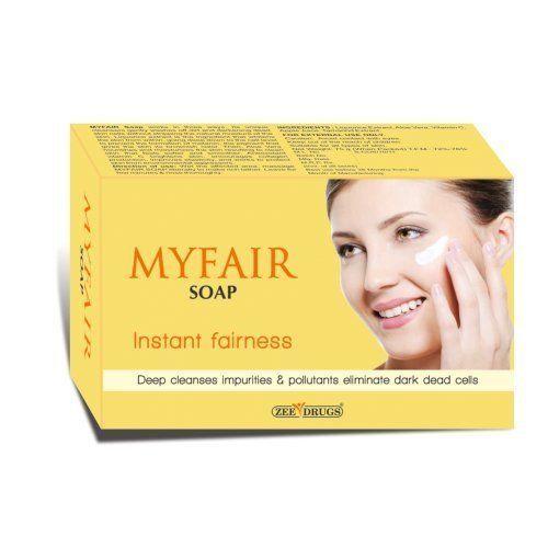 ZEE LABORATORIES Myfair Soap Instant  FAIRNESS  image 5