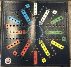 Vintage CO-5 Aggravation Board Game Deluxe Edition 1965 No. 14 Replaceme... - $24.49