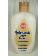 Johnson's Baby Vanilla Oatmeal Soothing Lotion 15 Oz. New - $34.65