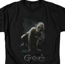 The Lord of the Rings Creature Gollum Smeagol graphic cotton t-shirt LOR3005 image 2