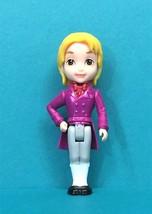 "Disney Junior Sofia The First Prince James Blonde Boy 3"" Figure Toy Purp... - $5.95"