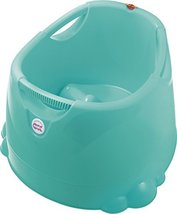 OKBABY Swell Toddler Tub - Upright & Compact - Features Ergonomic Built-in Suppo