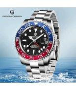 40mm PAGANI DESIGN 2020 Luxury Men Mechanical Wristwatch Stainless Steel... - $134.99+