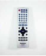 Genuine Panasonic N2QAJB000105 TV DVD Combo Remote DVD-LS50 DVD-LS53 DVD... - $9.45