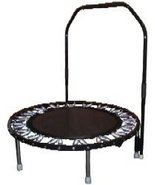 Needak R02-R05 Soft Bounce Non-Folding Rebounder with Stabilizing Bar - $402.25