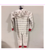 Family Pajamas Women's Cuffed Sleeves Hooded Matching One-Piece Pj - $15.39+