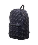 Black Panther Sublimated Black Backpack Black - $32.98