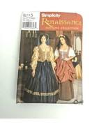 Simplicity 8715 Plus Size16 18 20 Renaissance Outfit Tops Skirts Pattern... - $14.99