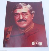 "James Doohan ""Scotty"" Star Trek 8 X 10 Movie Photo Autographed Hand Signed - $127.71"