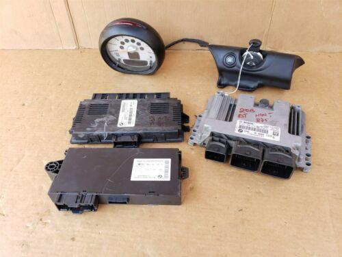 Mini Cooper R55 R56 R57 DME ECU ECM EKS CAS3 Computer Ignition Switch Fob Tach