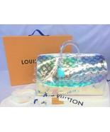 Louis Vuitton Keepall 50 Virgil Abloh Prism BANDOULIERE Bag M53271 - $5,011.61