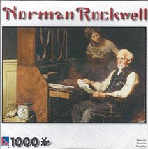 """Normal Rockwell """"Memories"""" 1000pc Puzzle - $13.85"""