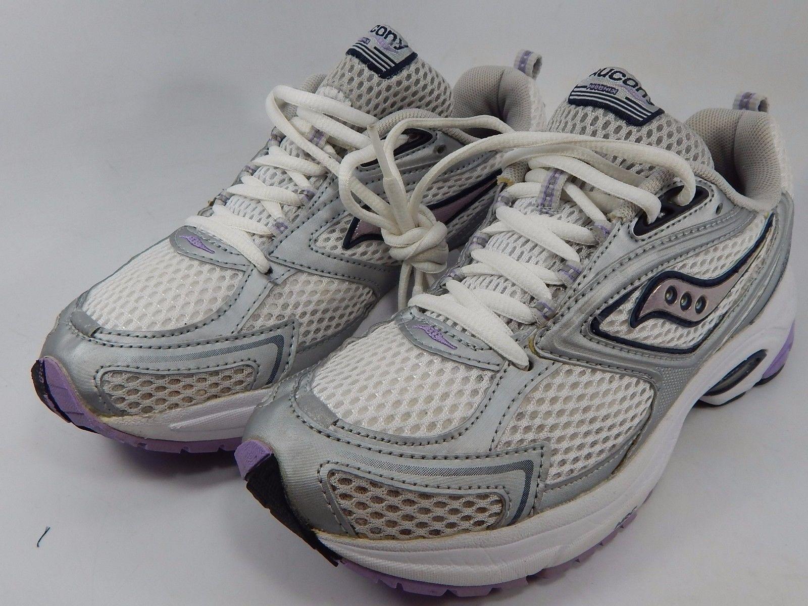 Saucony Phoenix Women's Running Shoes Size US 6.5 M (B) EU 37.5 White 1819-1