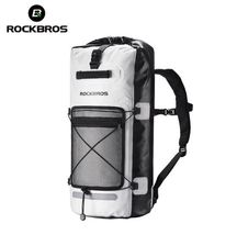 ROCKBROS Bike Luggage Bags Waterproof Outdoor Sports Cycling Hiking Trav... - $129.49