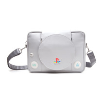 SONY PLAYSTATION 1  Messenger Shoulder Flight Bag RETRO Gaming - $44.99