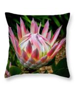 Protea Flower of Hawaii, Throw Pillow, fine art, home decor, accent pillow - $41.99 - $69.99