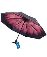 WATINC Manually Foldable Travel Umbrella with Windproof Flower Umbrella ... - $19.63